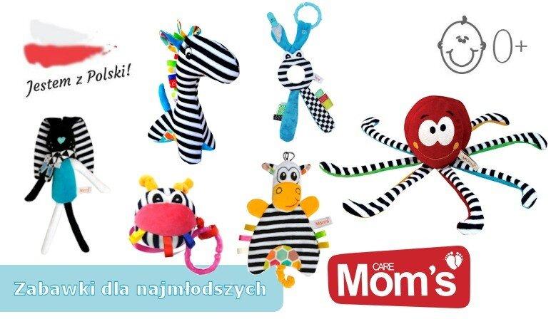 Moms Care - Zabawki dla najmłodszych dzieci